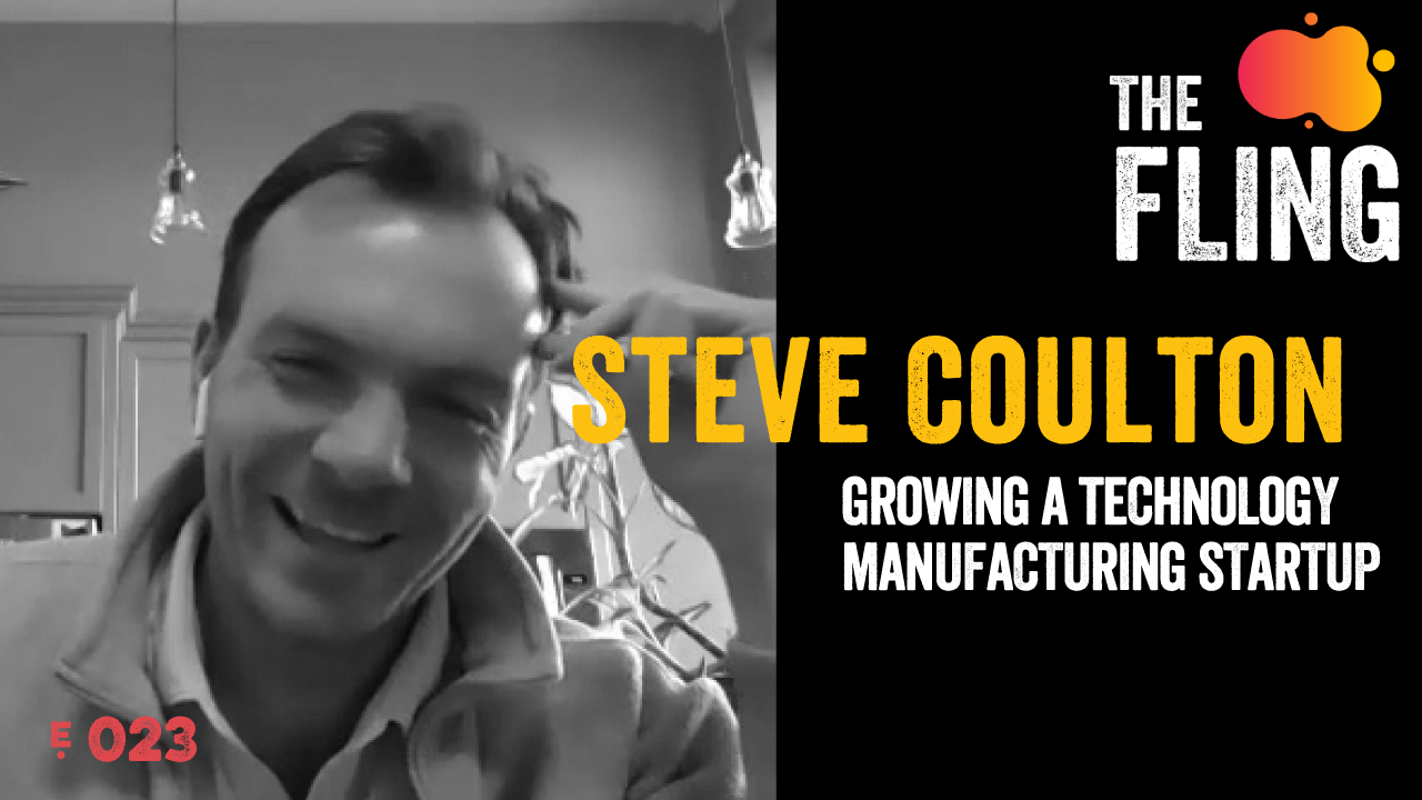 OnCore Golf Co-Founder Steve Coulton on Growing a Technology Manufacturing Startup